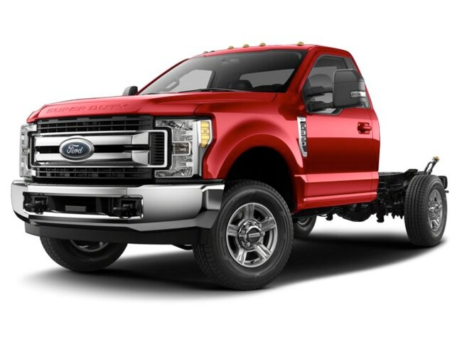 2019 Ford F-350 Chassis XL Truck in Russellville, AR