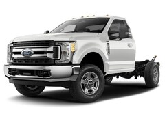 2019 Ford F-350 Cab; Regular; Chassis
