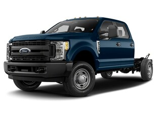 2019 Ford F-350 Cab; Crew; Chassis