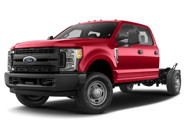 2019 Ford F-350 Chassis Truck Crew Cab