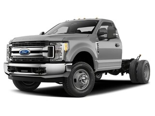 2019 Ford F-350 Chassis XL Truck Regular Cab