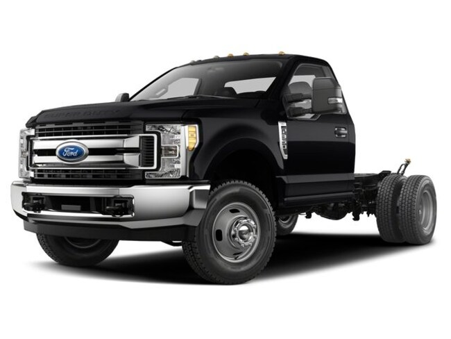 2019 Ford F350 Cab-Chassis 4WD XL Full Size Truck