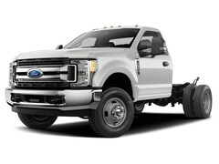 New 2019 Ford F-350 Chassis Regular Cab Chassis-Cab Boston, MA