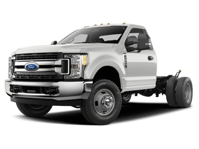 New 2019 Ford Super Duty F-350 DRW Truck Moscow Mills