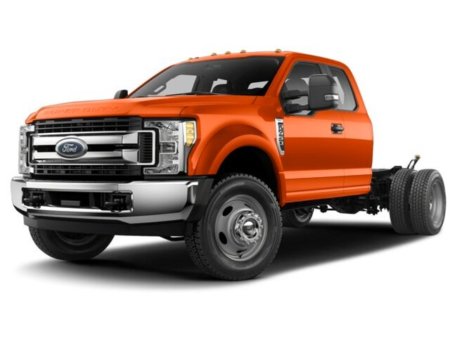2019 Ford Super Duty F-350 DRW XL 2WD Supercab 168 WB 60 CA Extended Cab Chassis-Cab