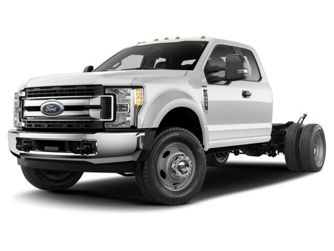 2019 Ford Super Duty F-350 DRW XL Extended Cab Chassis-Cab