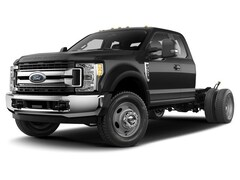 2019 Ford Super Duty F-350 DRW XL 4WD Supercab 168 WB 60 CA Extended Cab Chassis-Cab For Sale In Jackson, Ohio
