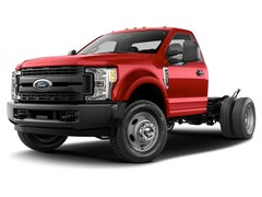 New Ford Vehicles  2019 Ford F-450 Chassis 4S Truck Regular Cab Plymouth, IN