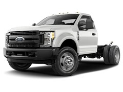 New 2019 Ford F-450 Chassis Truck Regular Cab in West Chester PA