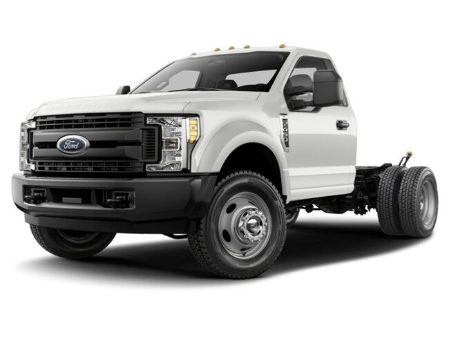 2019 Ford Super Duty F-450 DRW Reading Dump Body Commercial-truck
