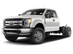 2019 Ford Super Duty F-450 XL Supercab 4X2 DRW 192WB 84CA Truck