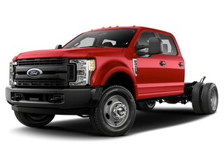 2019 Ford F-450 Chassis XL Chassis