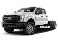 2019 Ford F-450 Chassis XL 4WD Crew CAB Truck Crew Cab