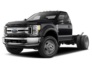 2019 Ford Super Duty F-550 DRW Truck Regular Cab