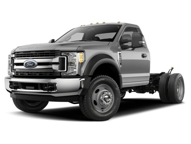 2019 Ford F-550 Chassis XL
