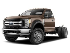 New 2019 Ford F-550 Chassis F550 4X4 CHAS/C Truck Regular Cab for Sale in Bend, OR