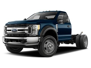 2019 Ford F-550 Chassis XL Cab and Chassis