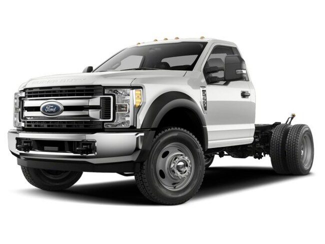 2019 Ford F-550SD Truck Regular Cab