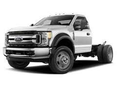 2019 Ford F-550 Chassis F-550 XL