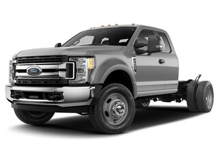 2019 Ford F-550 Chassis XL 4WD Supercab 168 WB 60 CA Truck Super Cab