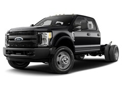 2019 Ford F-550 Chassis XLT Truck Crew Cab