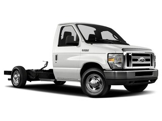 2019 Ford E-350 Cutaway Base Service Body