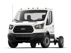 New 2019 Ford Transit-350 Cab Chassis Base w/10,360 lb. GVWR Truck in West Chester PA