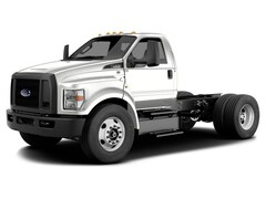 Medium Duty Commercial 2019 Ford F-650 Gas Base Chassis Cab for sale near you in Jasper, IN