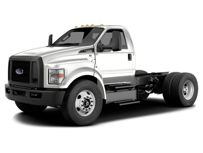 2019 Ford F-650 Gas Base Chassis Cab