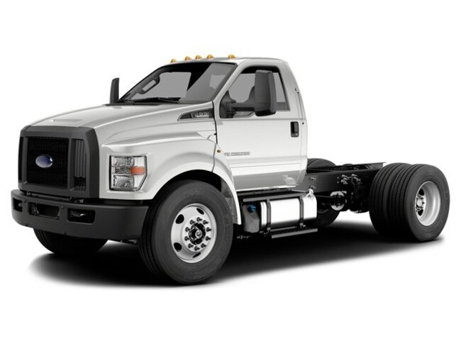 2019 Ford F-650 Chassis Cab 158 260 IN. WB Regular Cab Pickup