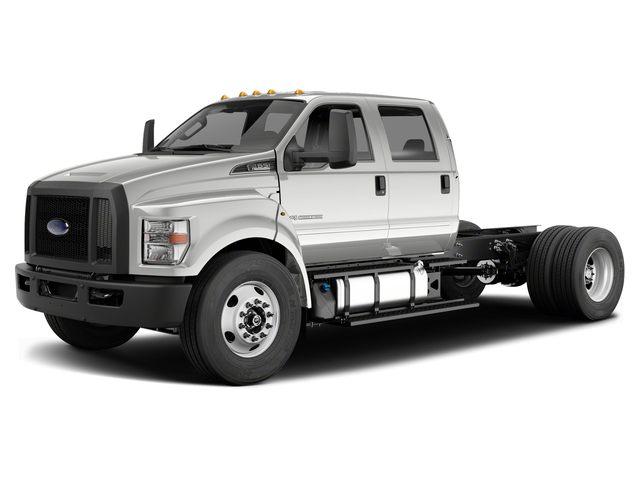 2019 Ford F-650 Diesel Base Truck Crew Cab