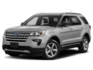 New Ford vehicles 2019 Ford Explorer Base SUV for sale near you in Braintree, MA