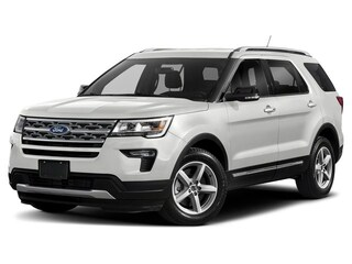 2019 Ford Explorer Base Full Size SUV