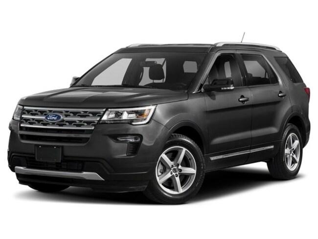 2019 Ford Explorer XLT XLT  SUV