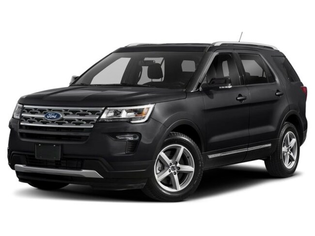 New 2019 Ford Explorer XLT SUV For Sale in Barstow, CA