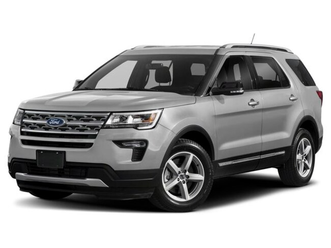 Pre-Owned 2019 Ford Explorer Limited Sport Utility for sale in Pine Bluff, AR