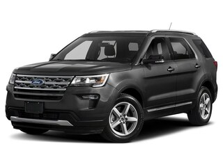 New 2019 Ford Explorer XLT SUV S43848 in Boston, MA