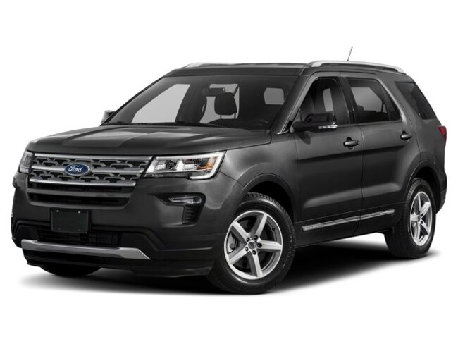 New 2019 Ford Explorer XLT SUV for sale in Pittsburgh PA