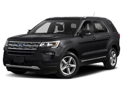 New 2019 Ford Explorer XLT 4WD for sale in Lansdale