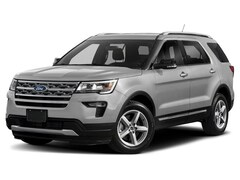 New 2019 Ford Explorer XLT SUV 39077F in Hayward, WI