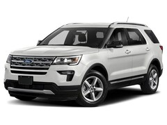 New 2019 Ford Explorer XLT SUV JF19186 in Jamestown, NY