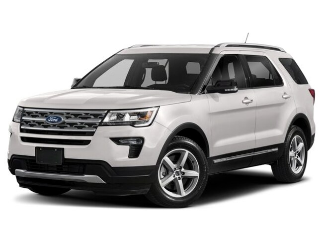 New 2019 Ford Explorer Sport 4WD Sport Utility in Beverly, MA