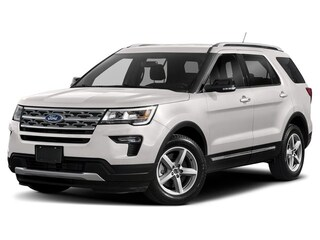 New cars, trucks, and SUVs 2019 Ford Explorer Platinum SUV for sale near you in Logan, UT