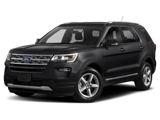 2019 Ford Explorer Platinum Platinum 4WD