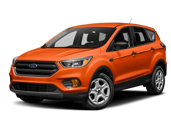 2019 Ford Escape S SUV 1FMCU0F70KUA26434 for sale near Elyria, OH at Mike Bass Ford