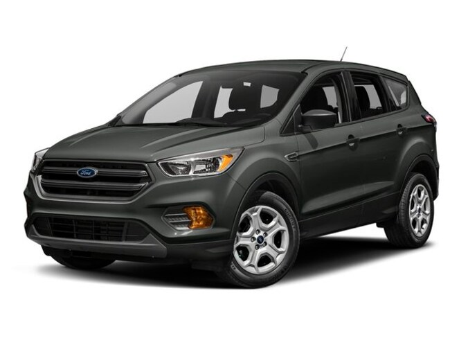 2019 Ford Escape S SUV 1FMCU0F72KUA51741 for sale near Elyria, OH at Mike Bass Ford