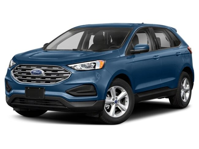 2019 Ford Edge SE SUV 2FMPK3G98KBC08803 for sale near Elyria, OH at Mike Bass Ford