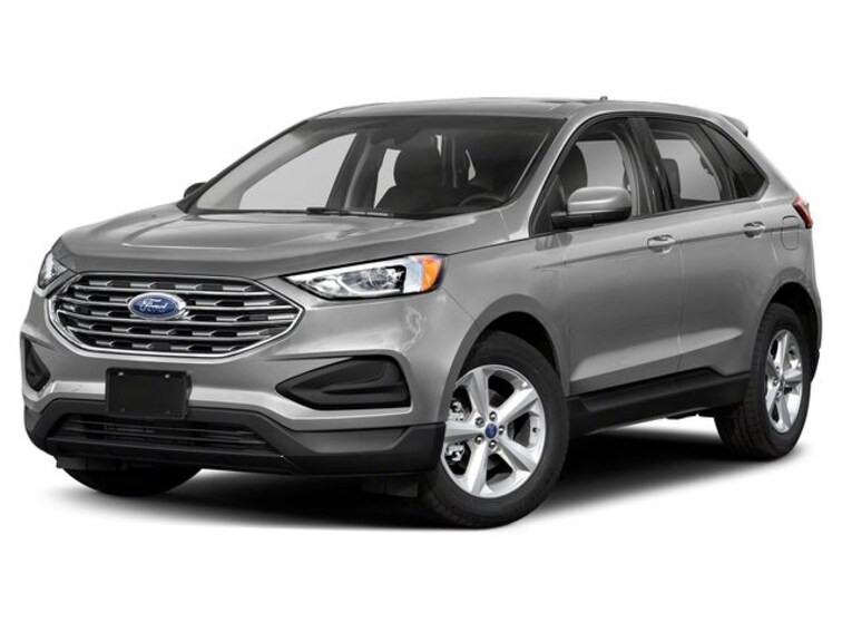 Certified Used 2019 Ford Edge SE SUV in Old Bridge, New Jersey
