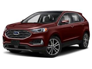 2019 Ford Edge Titanium FWD suv