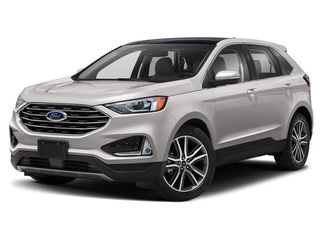 2019 Ford Edge Titanium Wagon 4 Door 4W